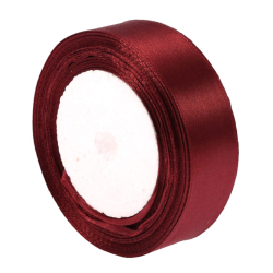 Cocotina Craft Satin Ribbon 2.5cm (Red)