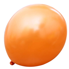 Cocotina Orange 10'' Latex Balloon Holiday Party Decration Wedding Birthday Celebration Supplies 100pcs
