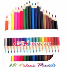 Color Pencils 18 Colors Smooth Leads Colours Brilliantly