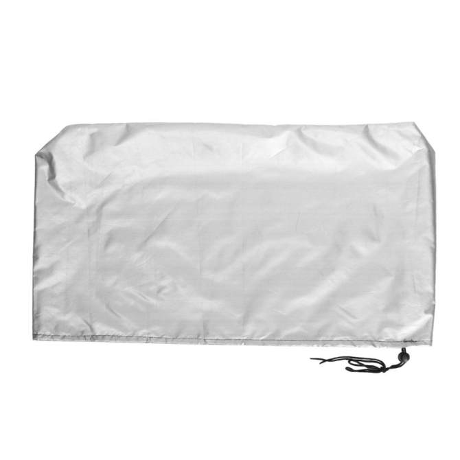 Computer Flat Screen Monitor Dust Cover LED PC TV 19-21 Inch Laptop Protectors #white - intl