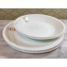 Corelle Dinner Plate x4 and 21cm Soup Plate x2  sc 1 st  Lazada Philippines & Corelle Philippines: Corelle price list - Corelle Dinnerware ...