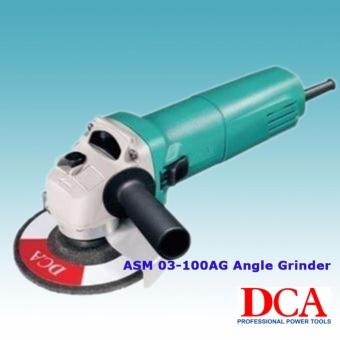 DCA ASM03-100A 4