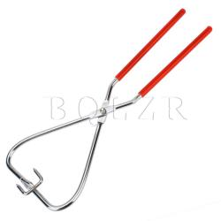 Dipping Tongs Pottery Tools (Silver)