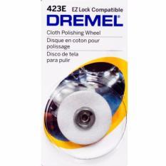 Dremel 423 E Cloth Polishing Wheel Made in Germany