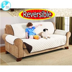 Ds197 Reversible Washable Couch Sofa Cover