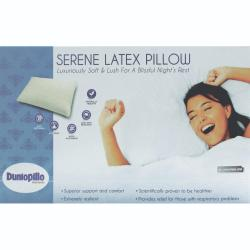 Dunlopillo Serene Latex Pillow