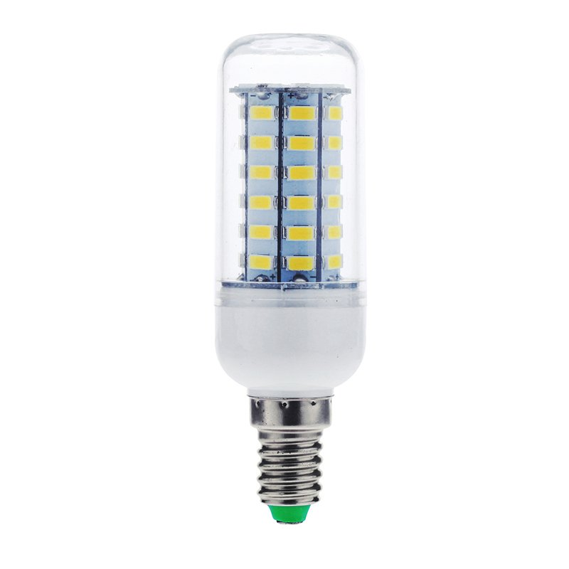 E14 12W 56 LEDS 5730 Chip SMD Corn Light Bulb Lamp 110-130V (Warm White) product preview, discount at cheapest price