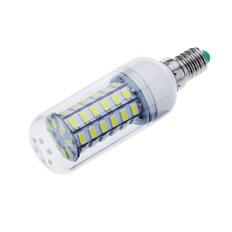 E14 12W 56 LEDS 5730 Chip SMD Corn Light Bulb Lamp 220-240V - thumbnail