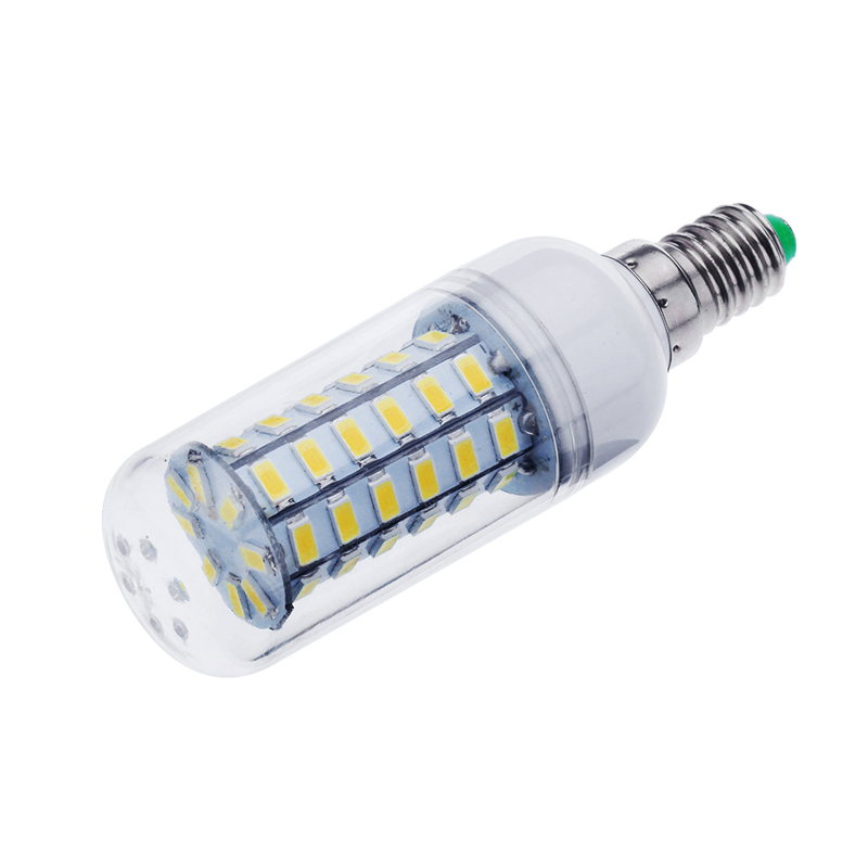 E14 12W 56 LEDS 5730 Chip SMD Corn Light Bulb Lamp 220-240V product preview, discount at cheapest price