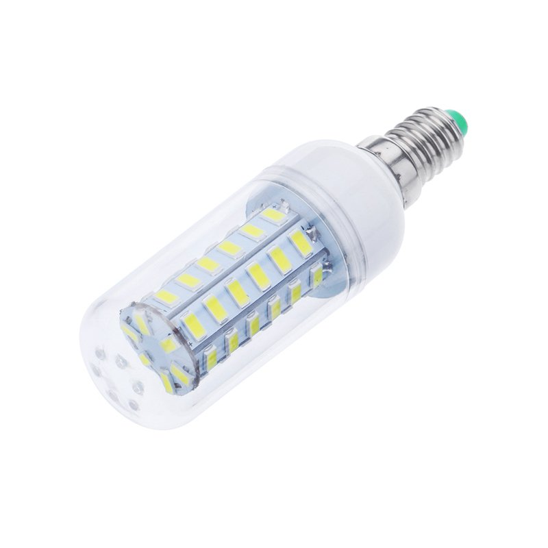 E14 9W 48 LEDS 5730 Chip SMD Corn Light Bulb (White) product preview, discount at cheapest price