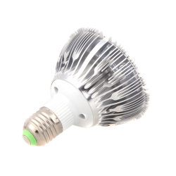 E27 9W LED Plant Grow Light Hydroponic Lamp Bulb 7 Red 2 Blue Energy Saving for Indoor Flower Plants Growth Vegetable Greenhouse 85-265V (Intl)