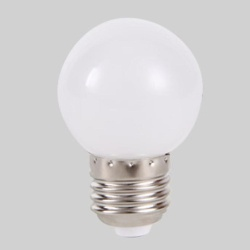 Eachgo Colorful Led Bulb E27 3w Energy Saving Lamp Christmas Festival Decorative Light - intl