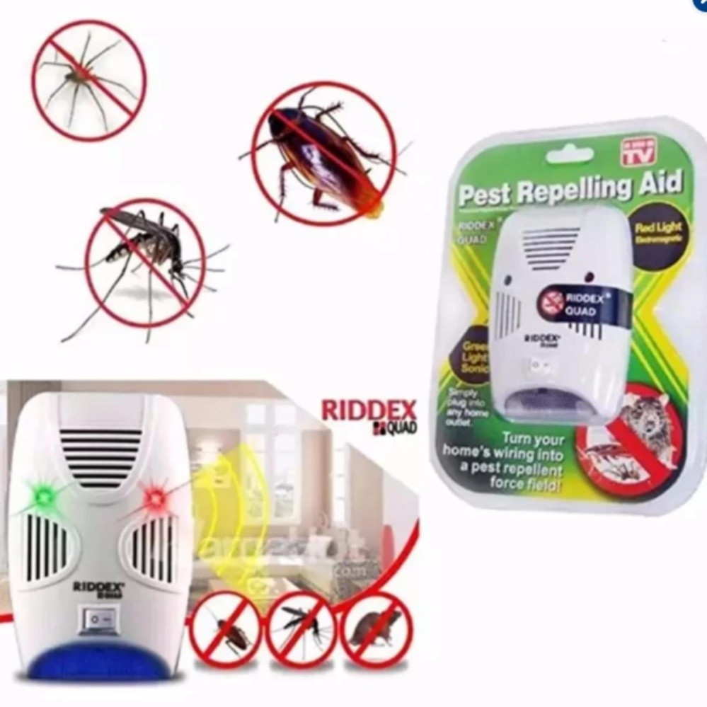 Buy Sell Cheapest Eu Us Plug Best Quality Product Deals Wiring Electronic Ultrasonic Pest New Upgraded Control Repeller Rat Mosquito Mouse Insect Killer Bug Scare Ac110v