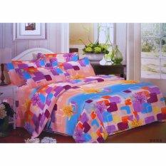 Fashion Linen 3 Sets Series Bedsheet Set (Interpretation Of Youth)
