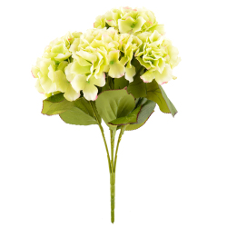 Flower Heads Artificial Wedding Decor (Green)