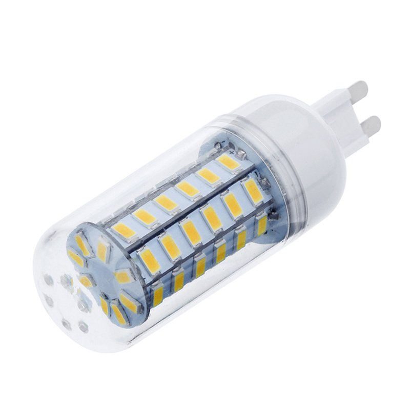 G9 12W 56 LEDS 5730 Chip SMD Corn Light Bulb Lamp 110-130V (White) product preview, discount at cheapest price