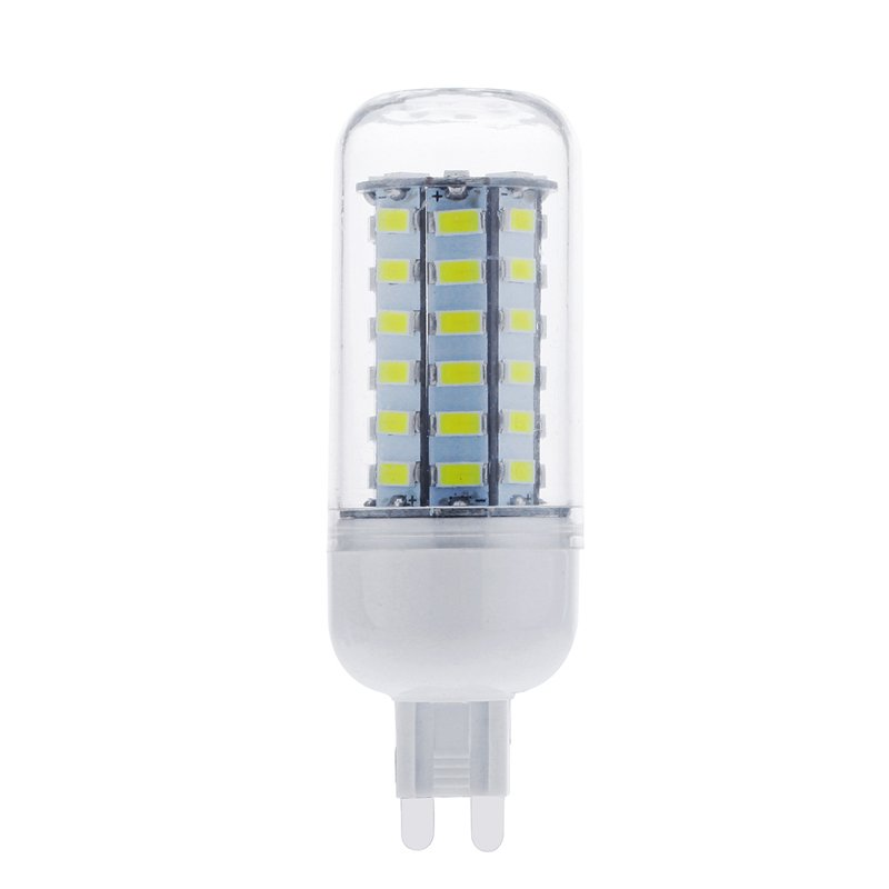 G9 9W 48 LEDS 5730 Chip SMD Corn Light Bulb Lamp 110-130V (Pure White) product preview, discount at cheapest price