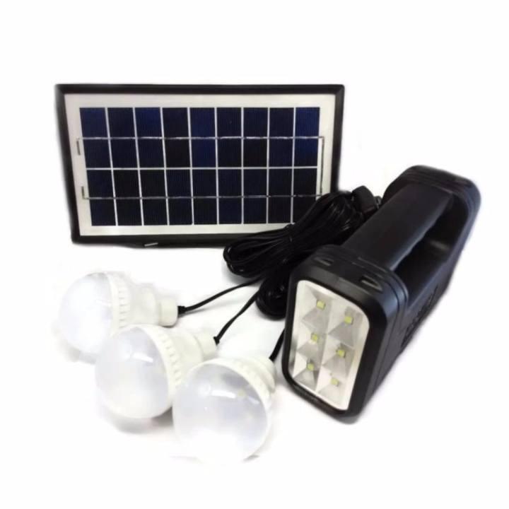 Solar Lights Lazada: GDlite German Design Solar Lighting System