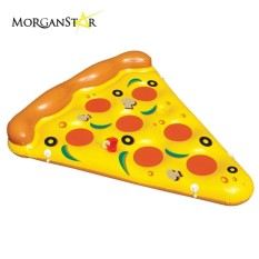 Giant Inflatable Pizza Slice Pool Float By Morganstar Marketing.
