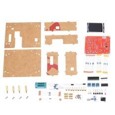 GM328 Multifunctional LCD Transistor Tester DIY Kit Diode Capacitance Voltage Meter PWM Square