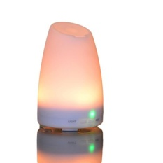 Gogerstar 150ml Essential Oil Diffuser Portable Ultrasonic Aromatherapy Diffusers with 7 Changeable Colored LED Lights,