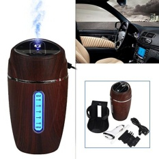 Gogerstar 2017 Mini 180ML Aromatherapy Essential Oil Diffuser Travel and Car USB Air Humidifier Vehicle Mounted