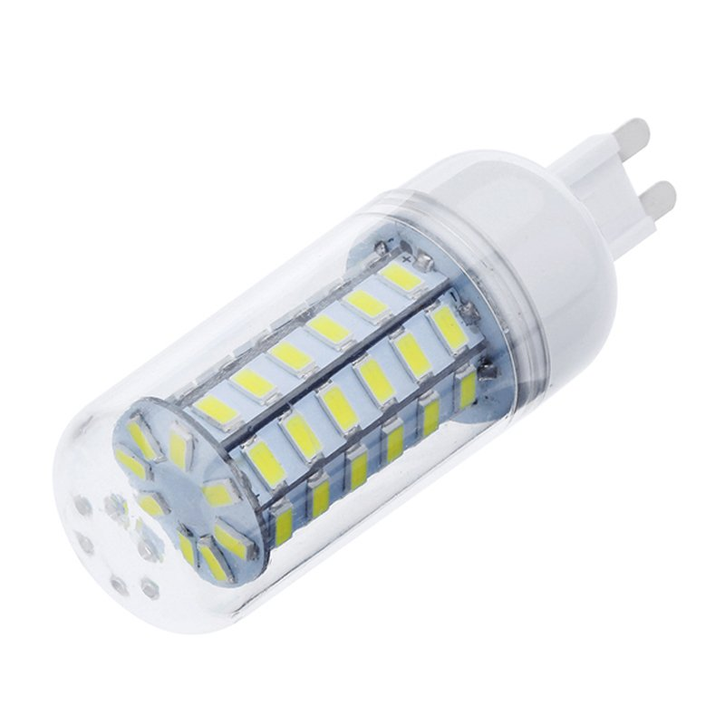 GU10 12W 56 LEDS 5730 Chip SMD Corn Light Bulb Lamp 220-240V (Pure White) product preview, discount at cheapest price