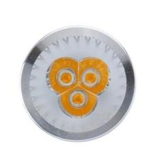 GU10 9W Dimmable Spotlights Focus Lamp Bulb Ultra Bright White/Warm White 300LM - intl