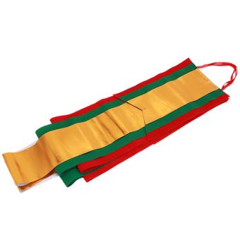 Hanyu Christmas Hang Flags Christmas Decorations Multicolor