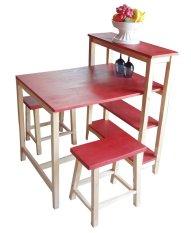 Hapihomes Vanessa Dining Set (Red)  sc 1 st  Lazada Philippines & Kitchen Furniture for sale - Dining Furniture prices brands ...