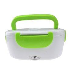 Keimav Heat Preservation Electric Lunch Box Fm-218 (green) By Mp-Keimav.