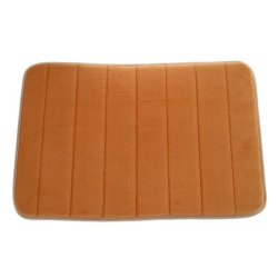 Hengsong Memory Foam Bath Mat (Brown)