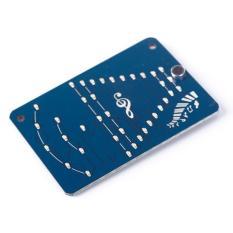 HKS BUYINCOINS 5V Electronic DIY Sound Control LED Strip Lamp Module Volume Indicator Light Set (