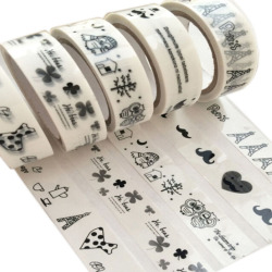 HKS Decorative Adhesive Stickers  Cartoon Stationery (Intl)