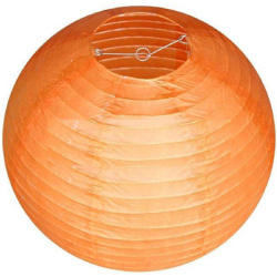 HKS Paper Lanterns Decoration Chinese (Orange) (Intl)