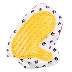 HKS Pet Animal Massage Hair Removal Bath Glove (Intl)