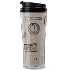 HL French Series Self Stirring Mugs Auto Mixing Tea Or Coffeecups(Black) - intl