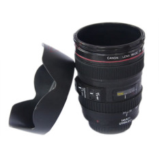HL Stainless Lens Thermos Camera Travel Cup - intl
