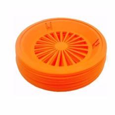 HMParty Plastic Paper Plate Holder 12 Pcs Set (Orange)  sc 1 st  Lazada Philippines : paper plates holder - pezcame.com