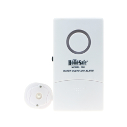 HomeSafe H-760 Water Overflow Alarm (White)