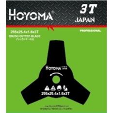 Hoyoma Japan Brush Cutter Blade 3T (Black) Philippines