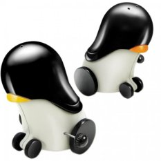 Ibili Penguin Salt And Pepper Shakers (set Of 2) By Wccc.