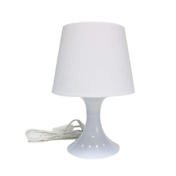 Ikea Lampan Table Lamp - (White)