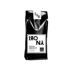 Irony Sagada Dark Roast 500g Whole Bean Coffee (Black)