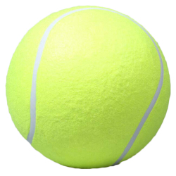Jetting Buy 24cm Pet Toy Giant Tennis Ball Yellow
