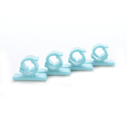 Jetting Buy Cable Clips Adhesive Cord Management 4pcs Blue