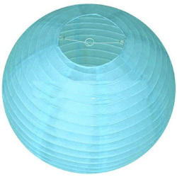 Jettingbuy Jetting Buy Chinese Paper Lantern (Blue)