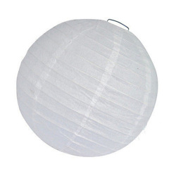 Jettingbuy Jetting Buy Chinese Paper Lantern (White)