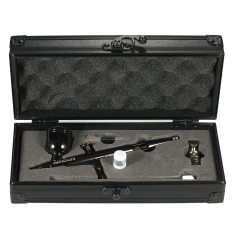 ... Paint Tools & Accessories. KKmoon Professional Multi-Purpose Gravity Feed Dual-Action Airbrush Kit Set 0.3mm 8cc