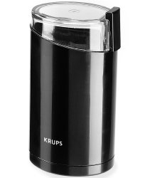 Krups 203 Electric Spice and Coffee Grinder (Black)